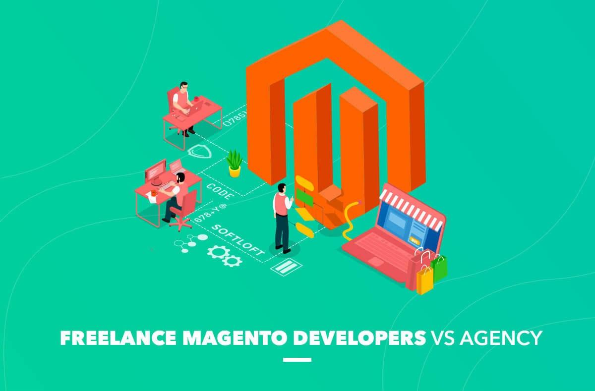 Freelanceers vs Magento Agency