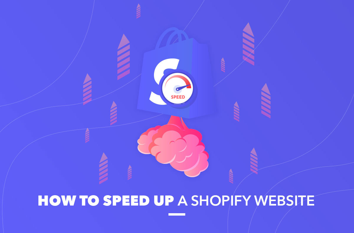 speed up shopify site