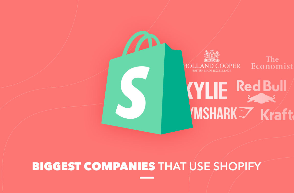 Biggest Companies that Use Shopify