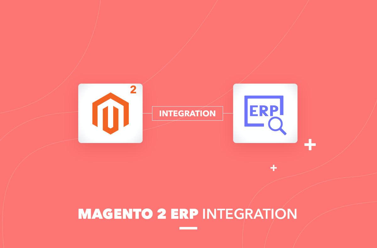 magento2 erp integration