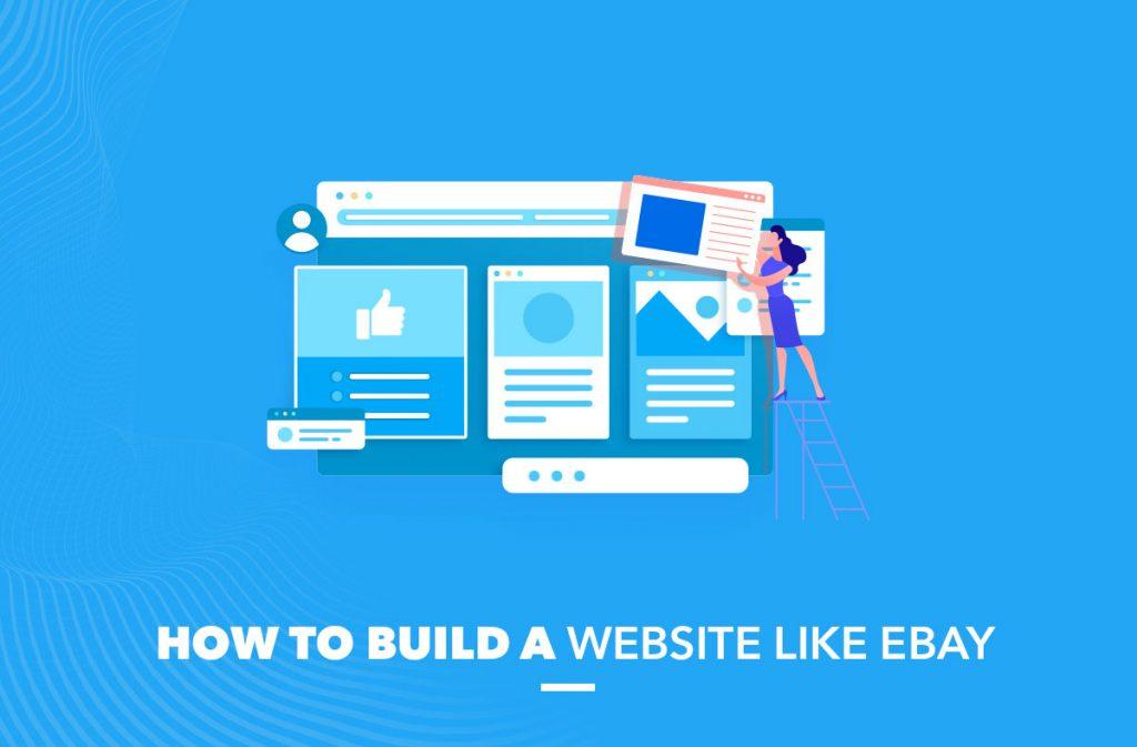 How To Build A Website Like Ebay